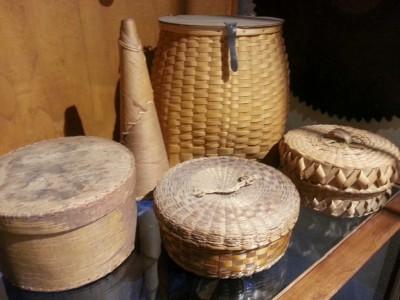 Mi'kmaq Baskets