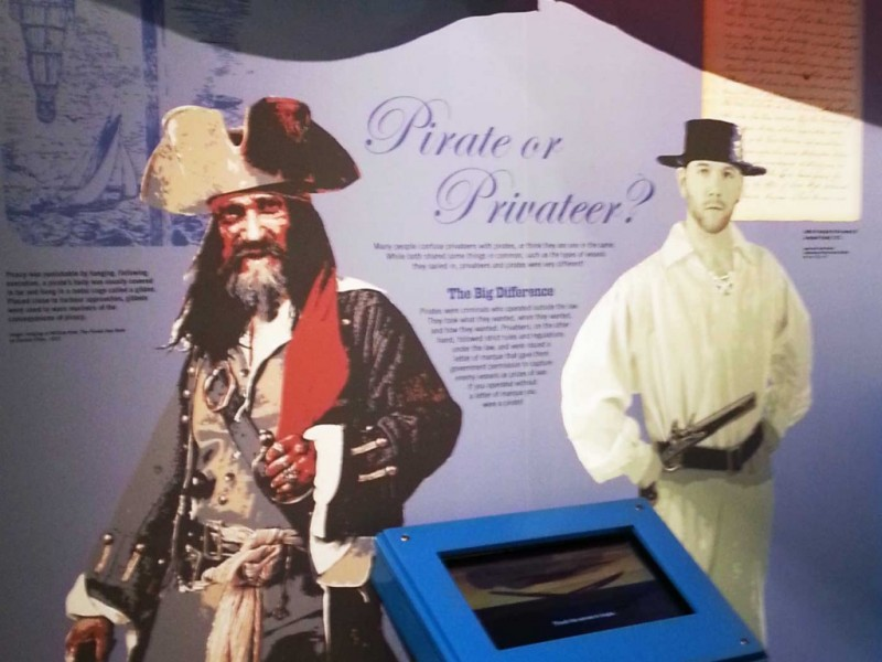 "Step aboard our replica Privateer Ship and experience seafaring life between 1775 and 1815.  [themify_button link=""http://www.queenscountymuseum.com/privateering/"" style=""medium green flat""] Privateering [/themify_button]"