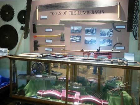 Tools of the Lumberman
