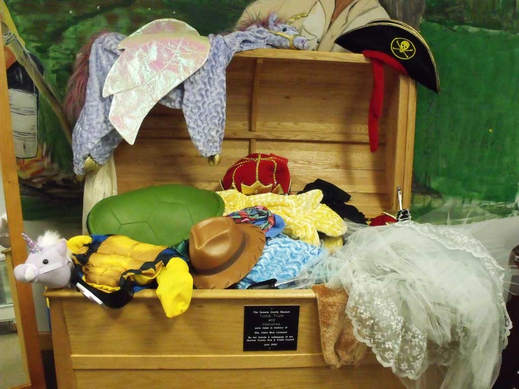 Tickle Trunk for Kids